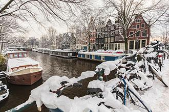 10 ways to spend wintertime in Amsterdam