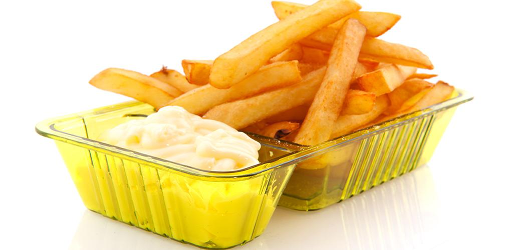 Dutch Fries with Mayonnaise