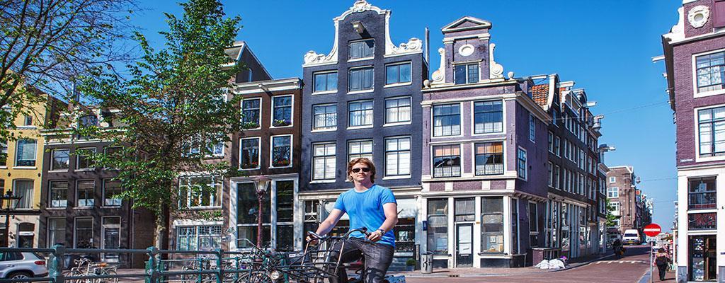 Het weer - Zomer in Amsterdam