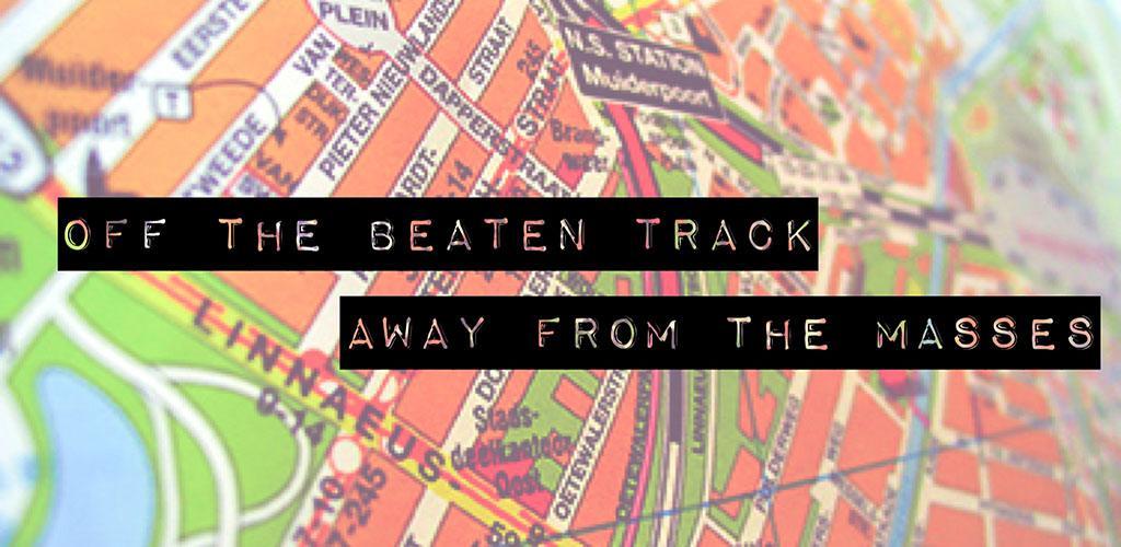 Off the beaten track EN