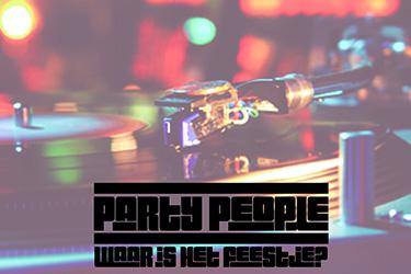Party People - Waar is het feestje