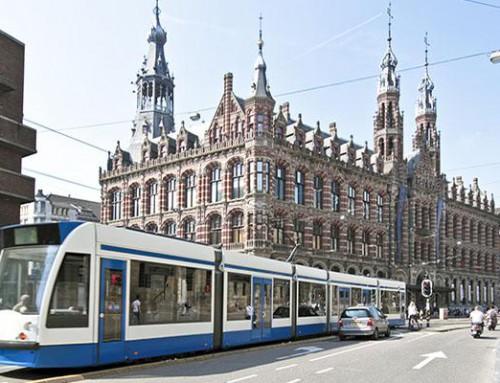Hoe reis je in Amsterdam van A naar B?