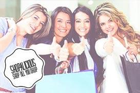 Shopalicous - Shop till you drop