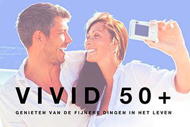 Vivid 50+ - Genieten van de fijnere dingen in het leven