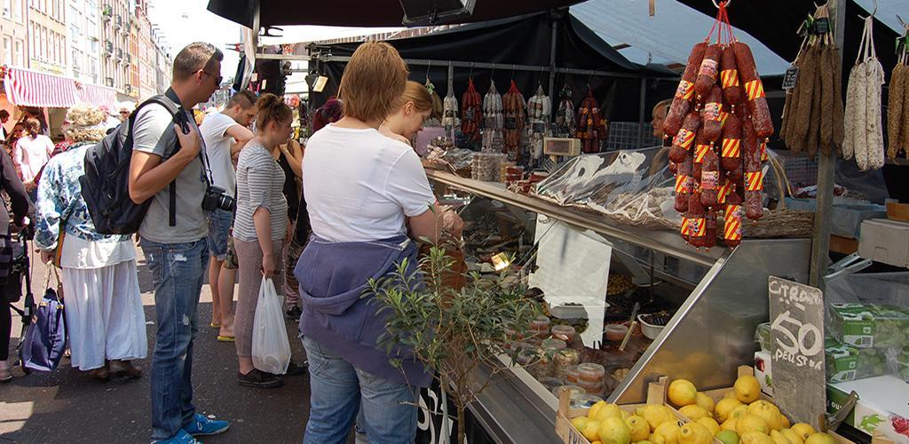 Albert Cuyp Markt - Delicatessen