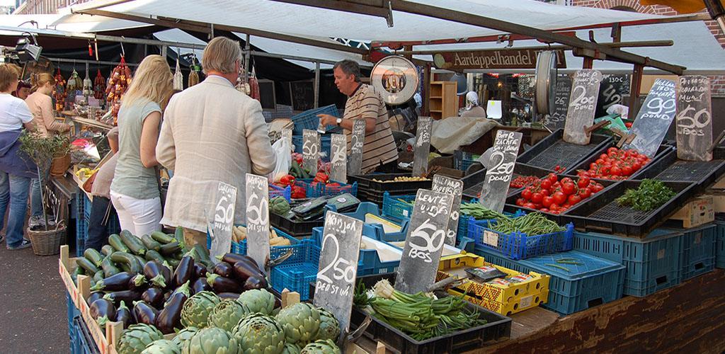 Albert Cuyp Markt - Groentekraam