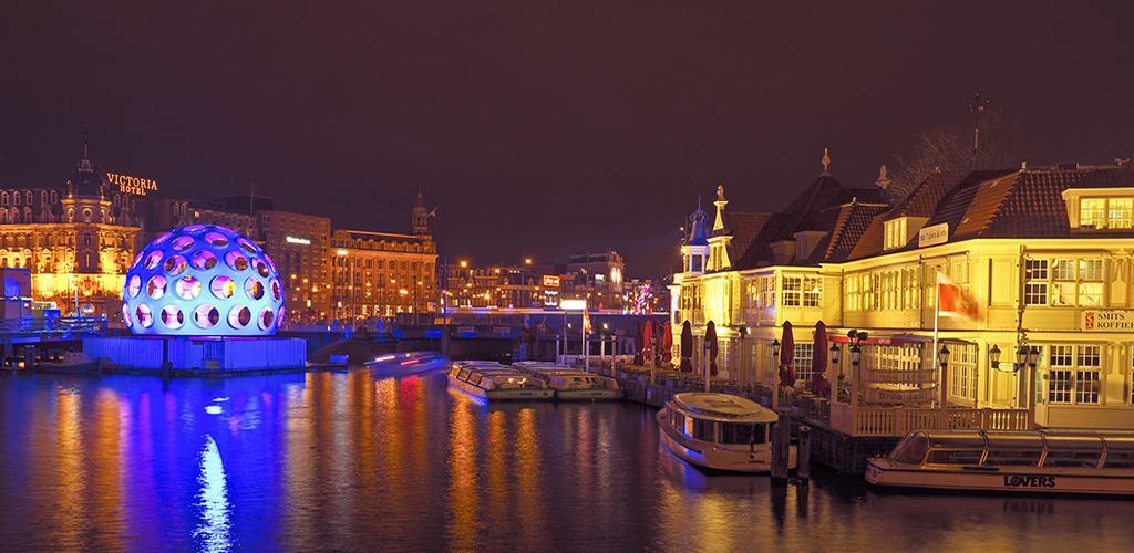 Amsterdam Light Festival - Licht creaties