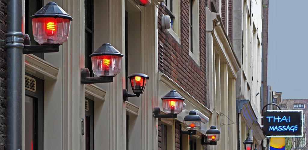 The Red Light District I Amsterdam S Naughty Neighbourhood