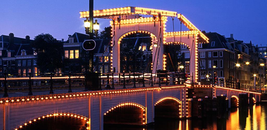 Amsterdamse Grachten Diner Cruise - Magere Brug