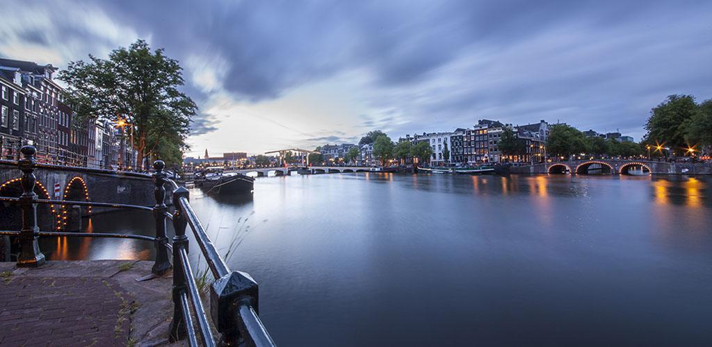 Amsterdamse Grachten Diner Cruise