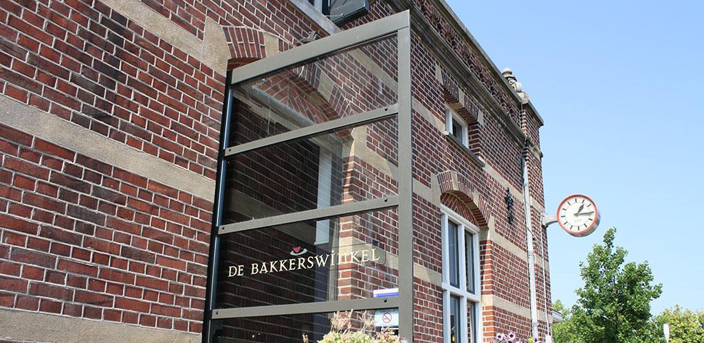 Bakkerswinkel - Deuropening