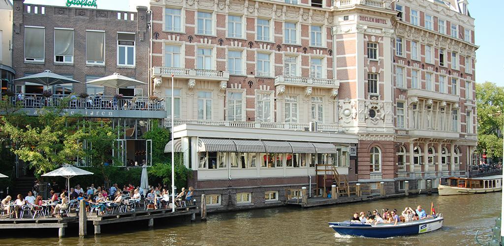 Cafe De Jaren - Terrace on the Amstel