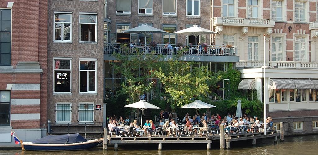Cafe De Jaren - Terrace