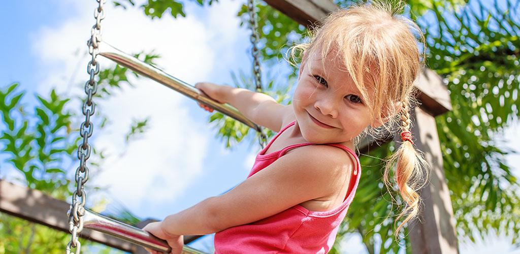 Climbing Park Fun Forest