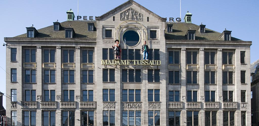 Dam Square - Madame Tussaud