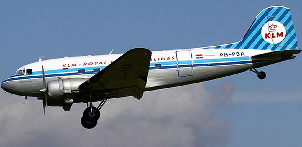 KLM-Dakota-DC3