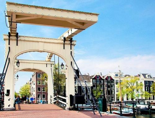 The Magere Brug (Skinny Bridge)