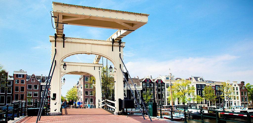 Magere Brug - Skinny Bridge