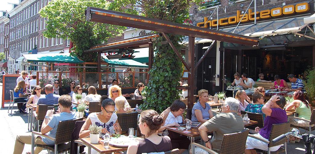 Pijp - Nog meer terrasjes