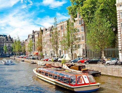 Rondvaarten in Amsterdam
