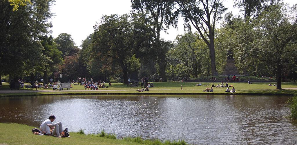 Vondelpark - Pond