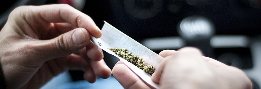 Wiet roken in Amsterdam