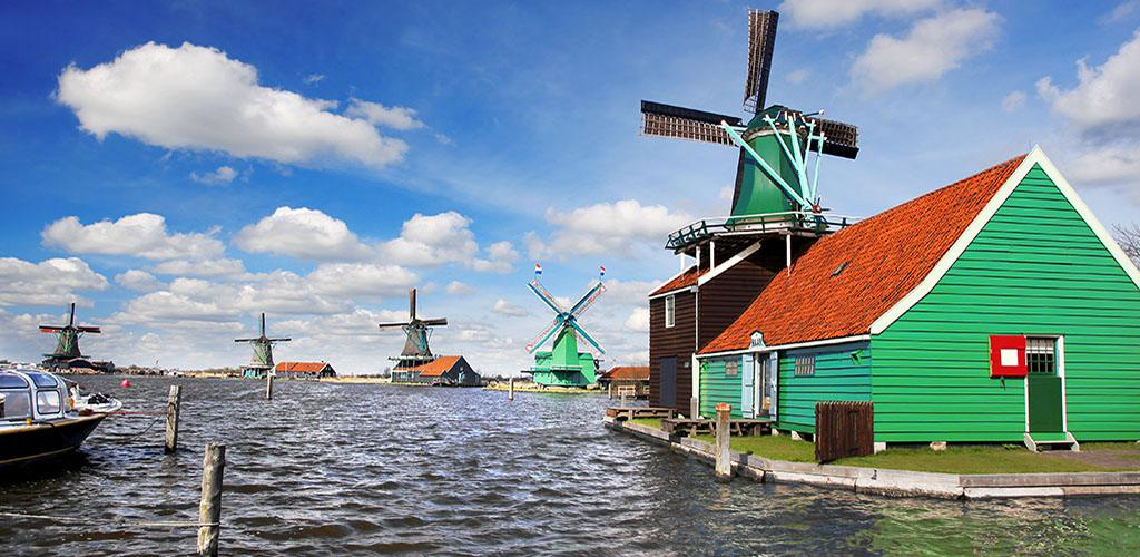 Zaanse Schans I Discover Ancient Dutch Village Life