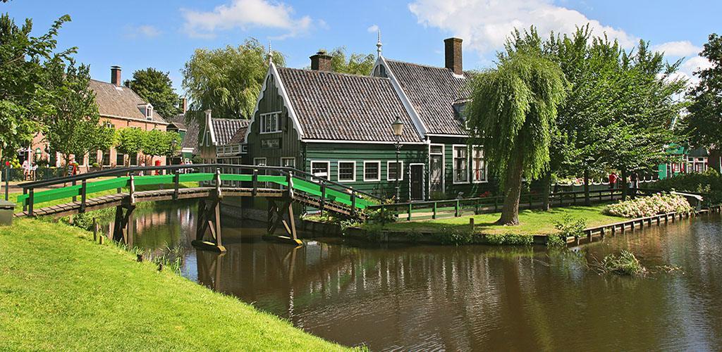 Zaanse Schans Volendam Amp Marken I Greater Amsterdam