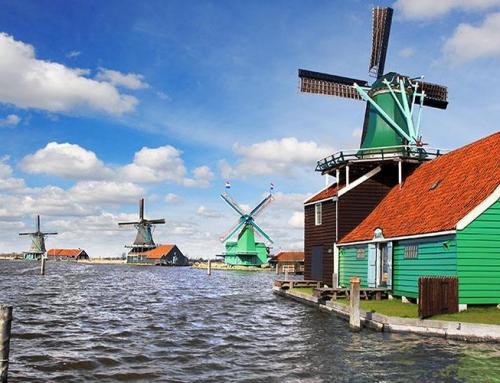 Zaanse Schans, Volendam & Marken Tour