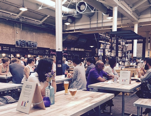 7 reasons why you should go to the Foodhallen Amsterdam