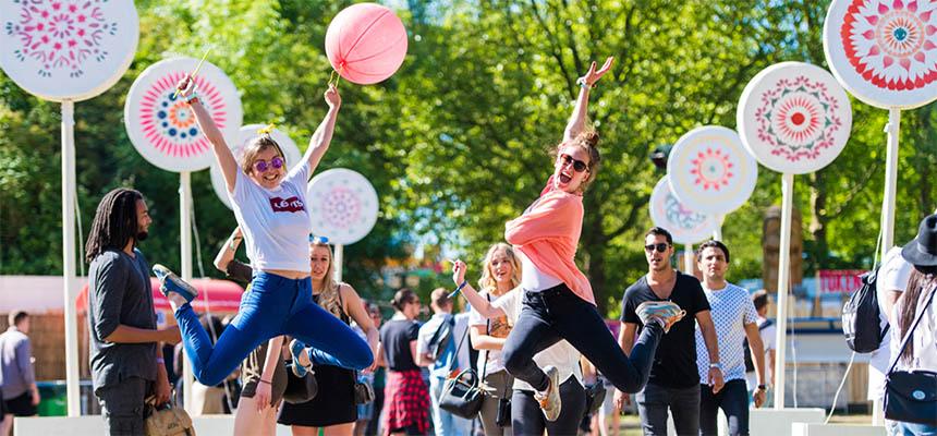Dit zijn de leukste zomer festivals in Amsterdam en Nederland