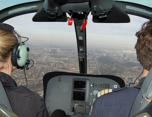 Helicopter Experience Amsterdam