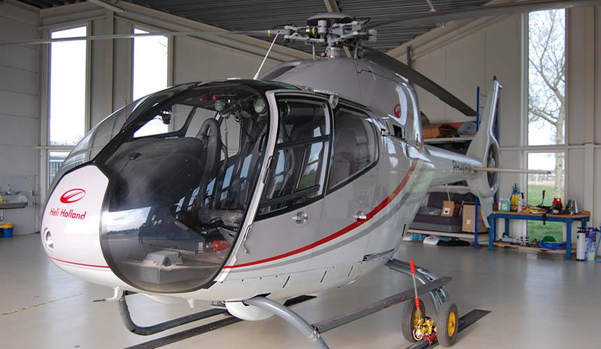 Helikopter Amsterdam